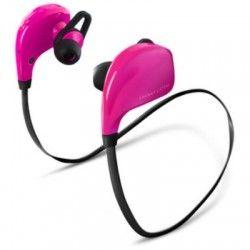 Energy Auriculares+Micrófono BT Sport Rosa