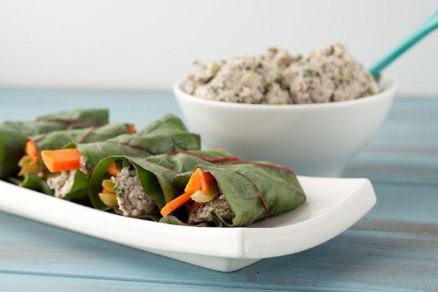 Raw and Vegan Tuna Salad
