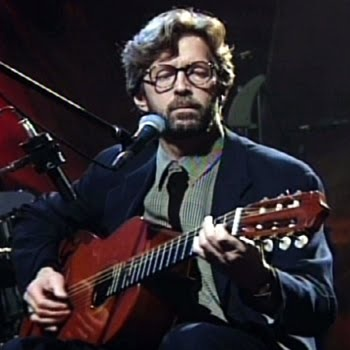 Eric Clapton in 1992 at the Omni in Atlanta