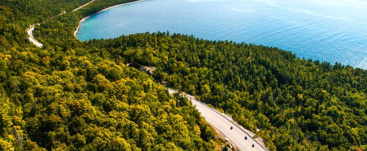 This 2,300-km Path Lets You Explore Canada And The US By Bike