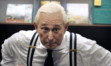Unhinged Trump Advisor Roger Stone Launches Into Twitter Tirade, Suggests Collaborating With Assange To Harm Hillary Clinton's Presidential Campaign