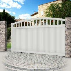 Aluminium sliding gate EMALU ARAL