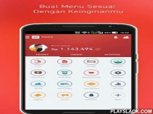 DOKU  Android App - playslack.com ,  DOKU, layanan dompet digital yang membantu sipapun untuk menyimpan uang, melakukan pembayaran online dan offline dengan AMAN, kapanpun dan dimanapun dengan Mudah. Anda juga dapat membayar berbagai macam tagihan bulanan, membeli pulsa serta transfer saldo ke sesama pengguna DOKU, semua dalam genggaman Anda. DOKU dapat Anda gunakan di toko online terkemuka seperti AlfaOnline, AliExpress, Citilink, KAI, untuk beli paket data BOLT, bayar langganan First…