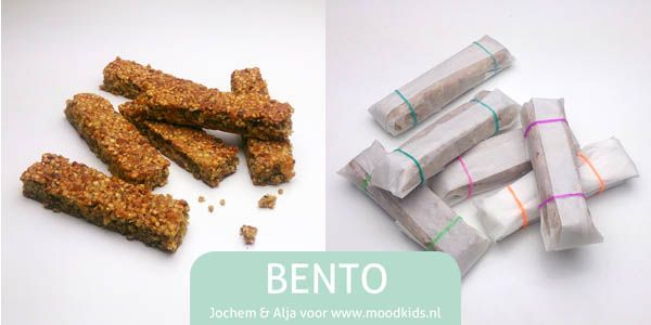 Bento Sticky Fruitrepen - Moodkids | Moodkids