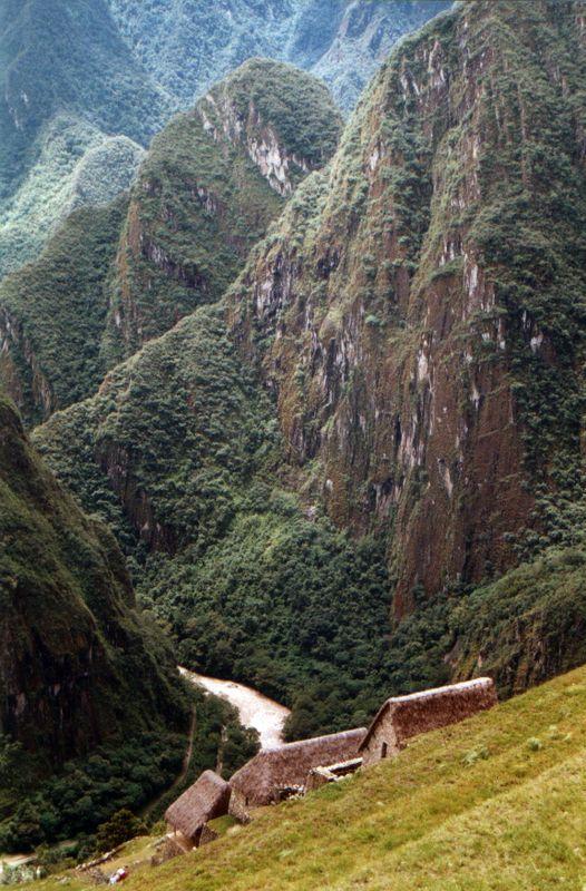 Machu Pichu - Machu Picchu, Cusco