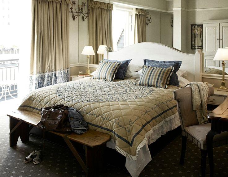 Cape Grace Bedroom
