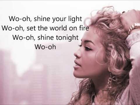 Shine Ya Light - YouTube