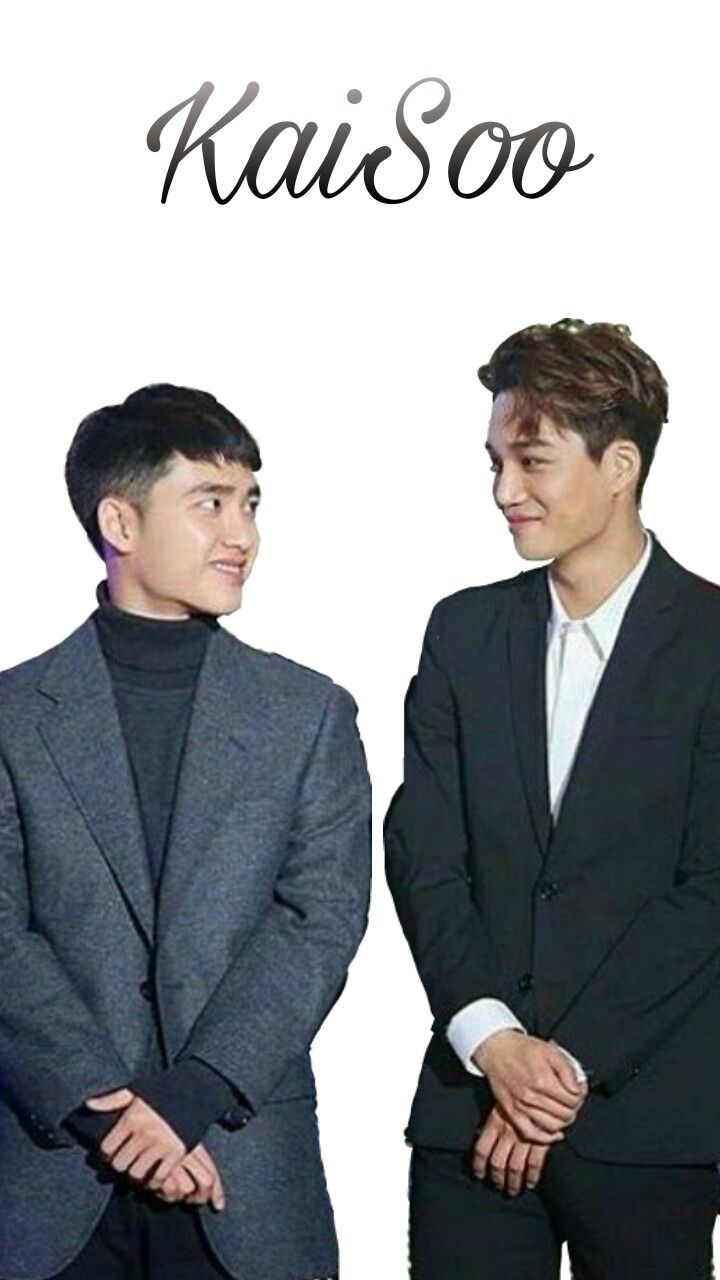 The way they look at each other  #Kaisoo #lockscreen #screensaver