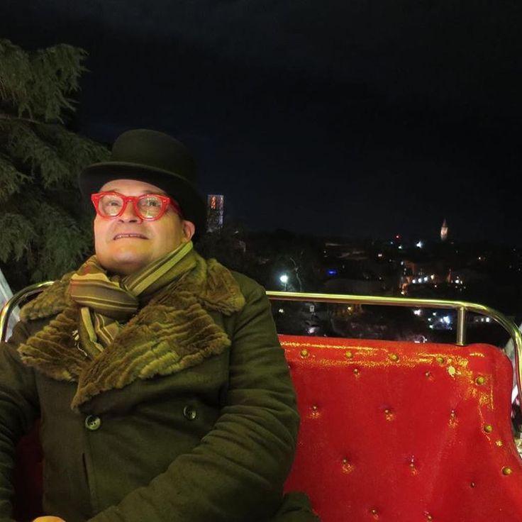 Счастливого Рождества из Умбрии! Merry Christmas from Umbria! Joyeux Noel de l'Ombrie! Buon Natale da Umbria! Feliz Navitad desde Umbria! #александрвасильев #историкмоды #модныйприговор #первыйканал #умбрия #италия #перуджа #выезднаяшколаалександравасильева #alexandrevassiliev #fashionhistorian #fashionverdict #italy #Umbria #perugia #travelschool