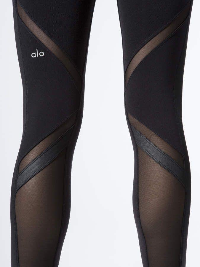 2a8454af816d03 Alo Yoga High-Waist Epic Legging ad   Workout Leggings in 2019 ...