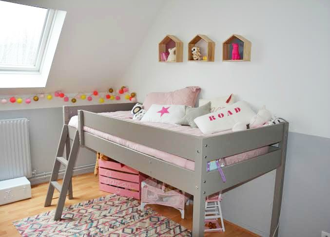 7 best Chambre fille images on Pinterest Child room, Girls bedroom
