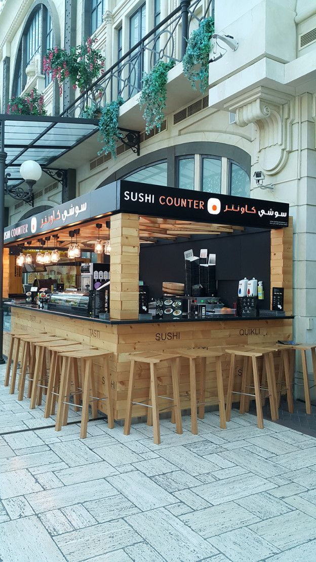 sushi counter - Google Search