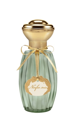 Annick Goutal Ninfeo Mio  Citrus, Green, Woody (Essences of Italian lemon, citron, petitgrain and bitter orange, galbanum extract, lentisque absolute, fig leaf, lemon tree wood)