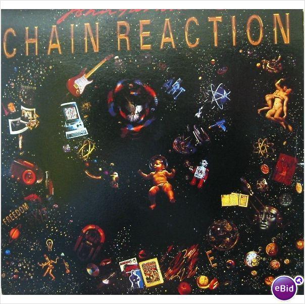 "John Farnham ""Chain Reaction"" CD on eBid Australia"