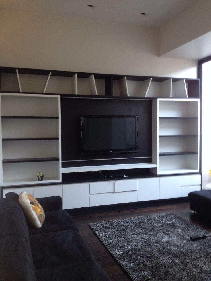 #mueble tv sala de estar