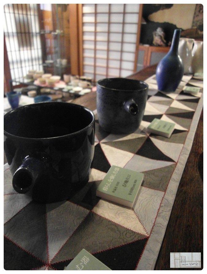 2016년 11월 11일 ~ 20일일본 교토시 고죠 '미나카' 라는 마치야 갤러리에서 일본 도자기 작가인 '시노하라...