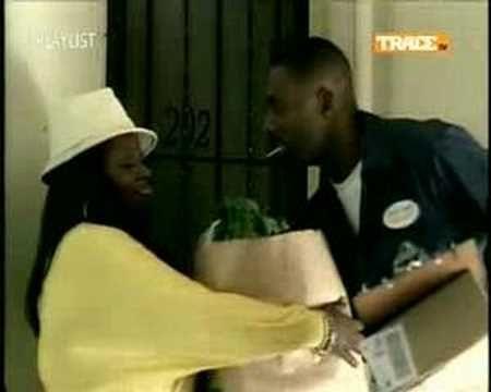 Angie Stone - I Wanna Thank You feat Snoop (Hot Idris Elba)