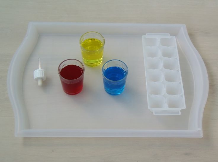 7 Actividades Montessori con agua - 7 Montessori activities with water • Montessori en Casa