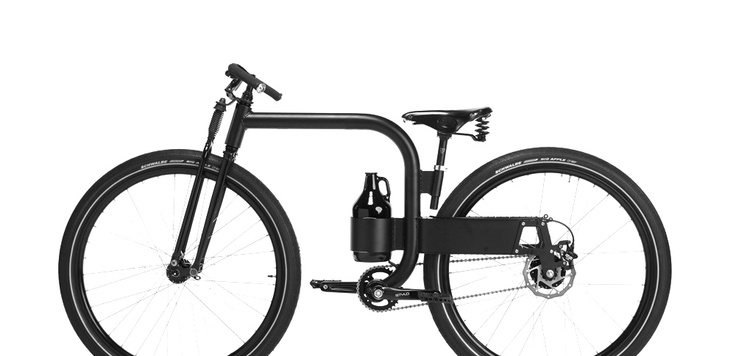 Growler Bike Concept