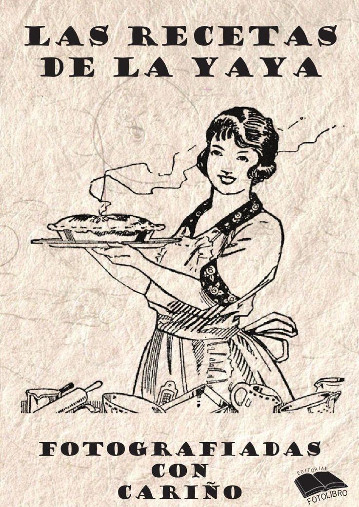 Las recetas de la yaya