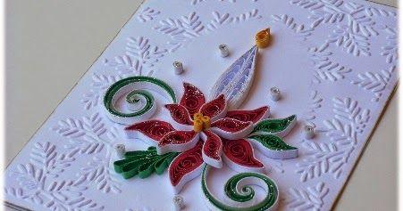 Estos son mis trabajos navideños de este 2014. Espero sean de vuestro agrado! Felices Fiestas! These are my Christmas´s quilling work th...