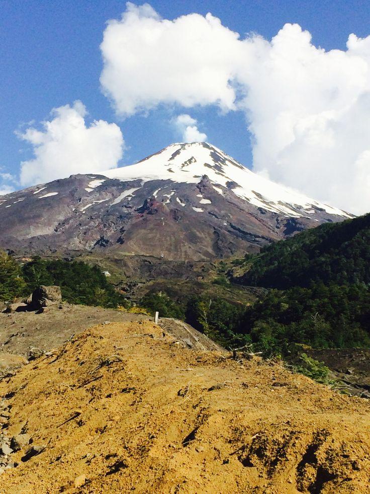 Volcán Villarrica By Beatriz Jofre