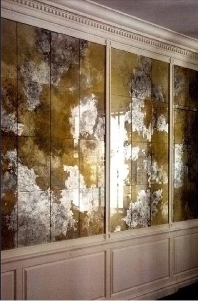 Eglomise New York Interior Design Evelyn Benatar