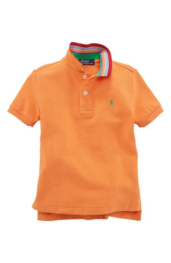 Ralph Lauren Polo (Toddler) available at #Nordstrom