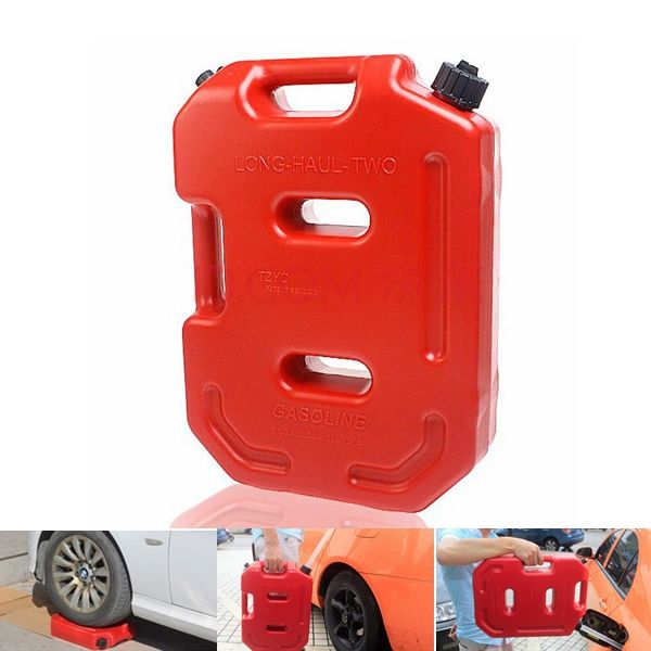 3L/5L/10L Gasoline Diesel Fuel Tank Can For Off Road Car ATV Motorcycle Tricycle For Long-Haul