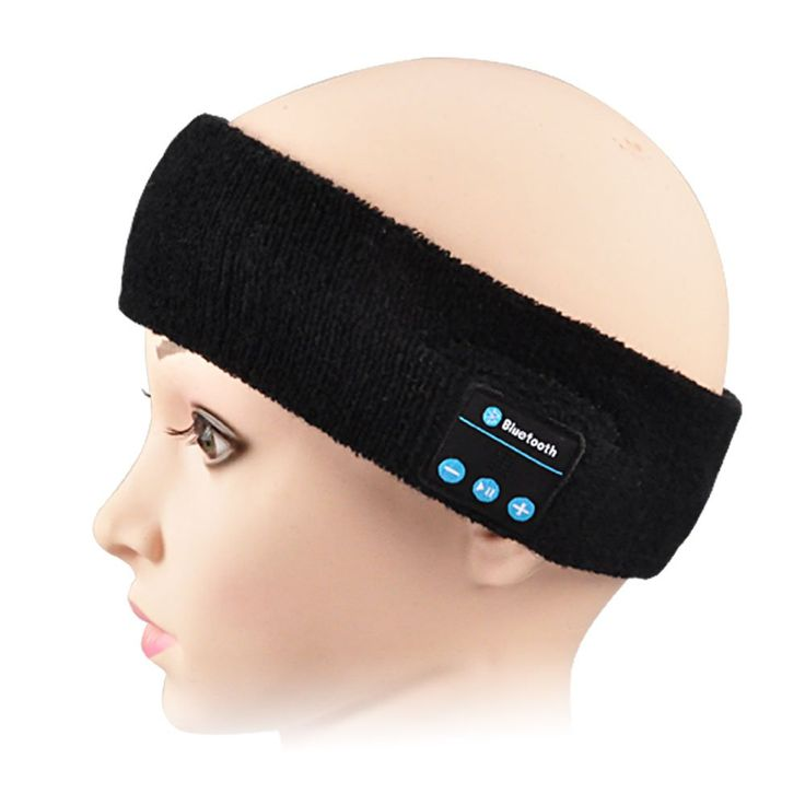 AL_bluetooth Outdoor Wireless Headband Earphone Headphone Headset Bluetooth V4.1/Hand Free Call/Siri/Fit for iPhone Samsung iPad Tablet Android (H601 Black). √【Great for Outdoors and Sports】Double knitted headband,keep your head warm and allows you to listen to your music without having to wear additional headphones,the bluetooth stereo headset brings you great sound quality,style and comfort,perfect for gym,fitness,workout,exercise,outdoor sports such as running, skiing, skating, hiking...