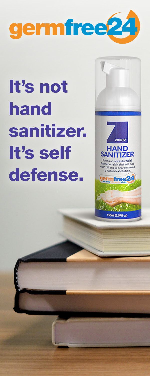 Ultra Germfree24 Hand Sanitizer 150ml 1 Piece Hand Sanitizer