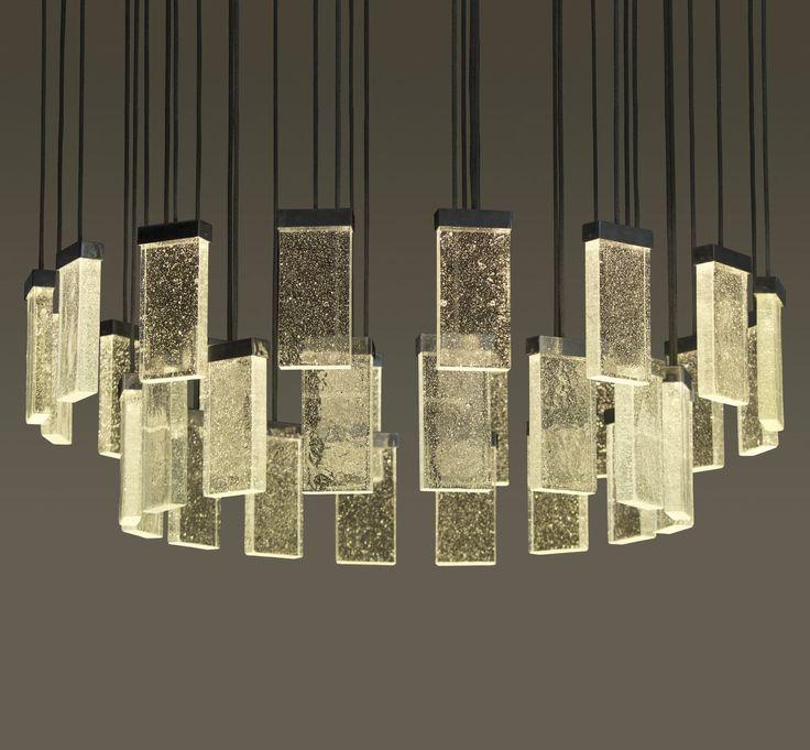 les 25 meilleures id es de la cat gorie lustre contemporain sur pinterest lustre moderne. Black Bedroom Furniture Sets. Home Design Ideas