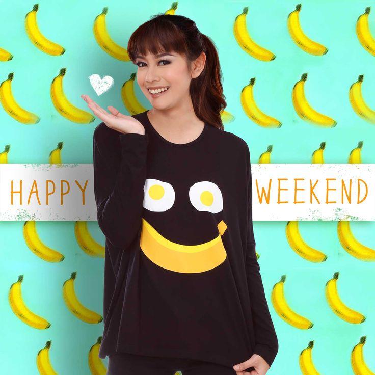 happy weekend peeps