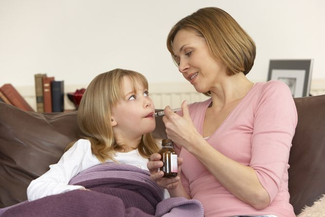 Health Tip: Giving Medicine to Your Child - EasyGoodHealth.com