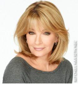 Deidre Hall (ex-Barbara Anderson)