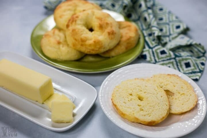 Coconut flour Fat head gluten free low carb bagels