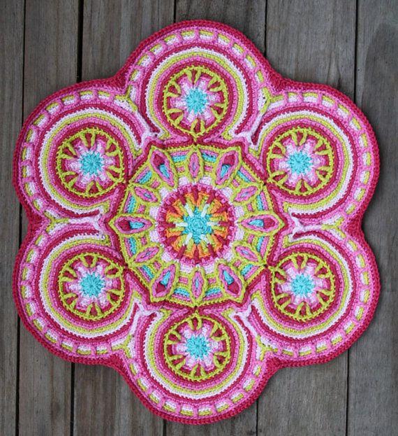 Más de 40 patrones de mandalas