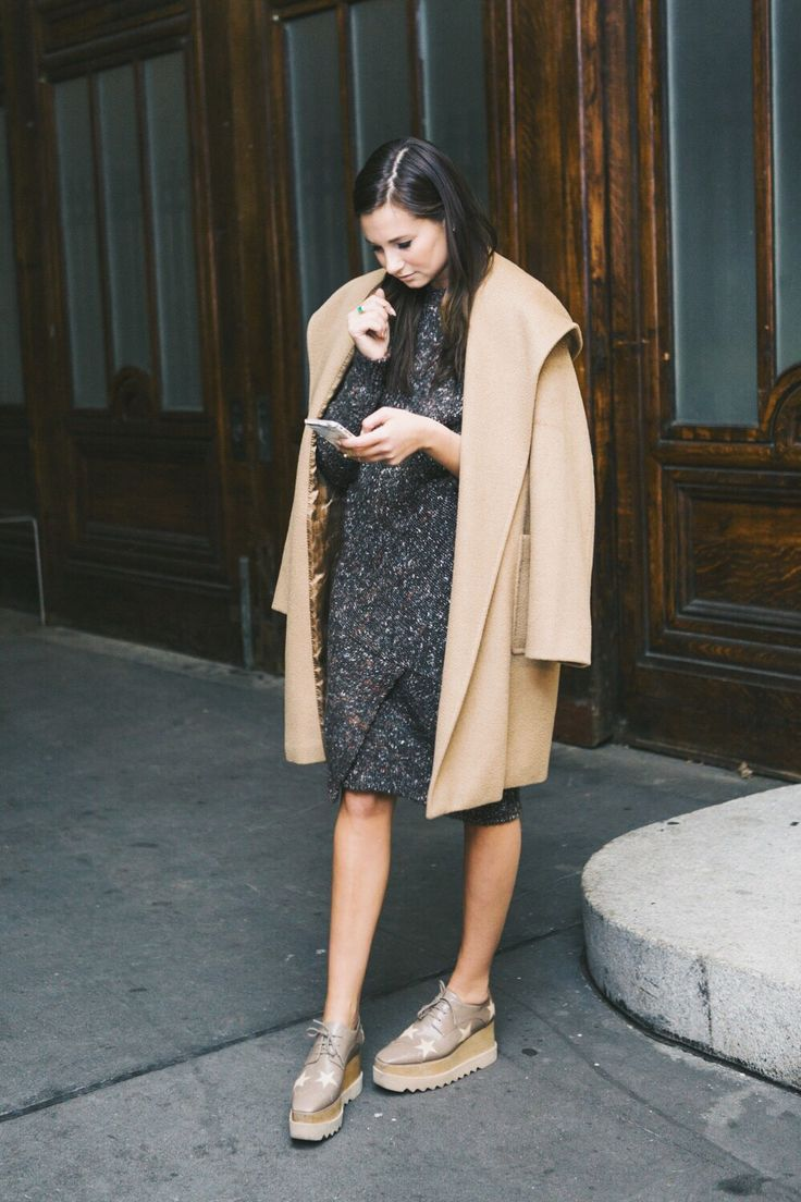 #weworewhat #daniellebernstein #stella #mccartney #stellamccartney #event #shoes #autumn2015 #presentation #runway #furfreefur