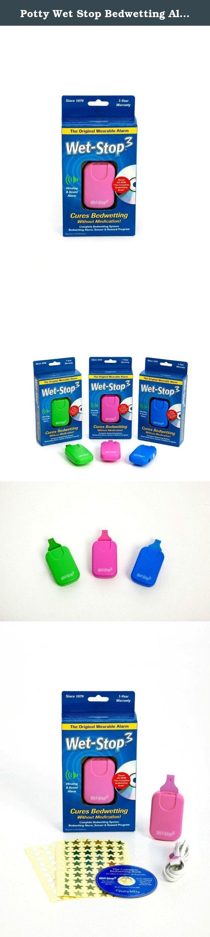 Colour therapy for digestion - Colour Therapy For Bedwetting Potty Wet Stop Bedwetting Alarm System Pink Wet Stop Bedwetting Alarm