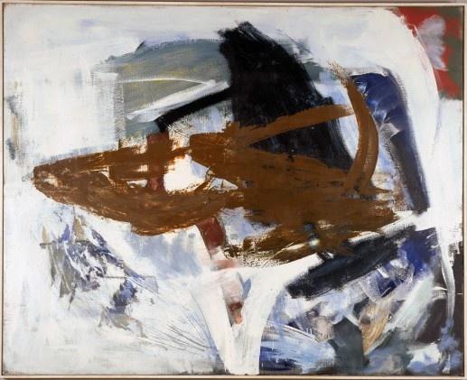 BACKING WIND NOVEMBER 1961 1961 Peter Lanyon