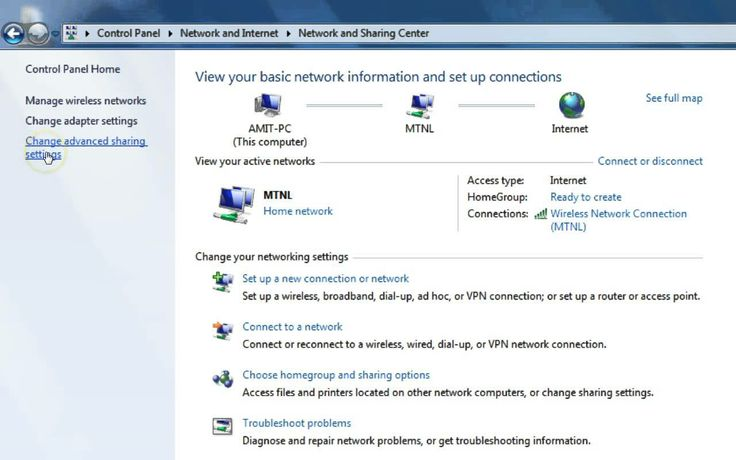 how to find mac address on windows 8 hp