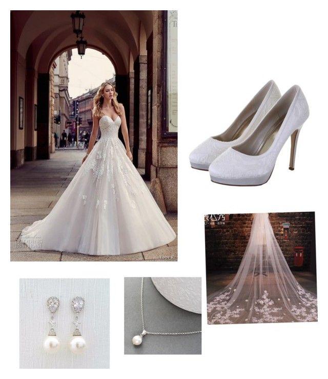 """Wedding"" by ana-johnston on Polyvore featuring Rainbow Club and Martha Jackson"