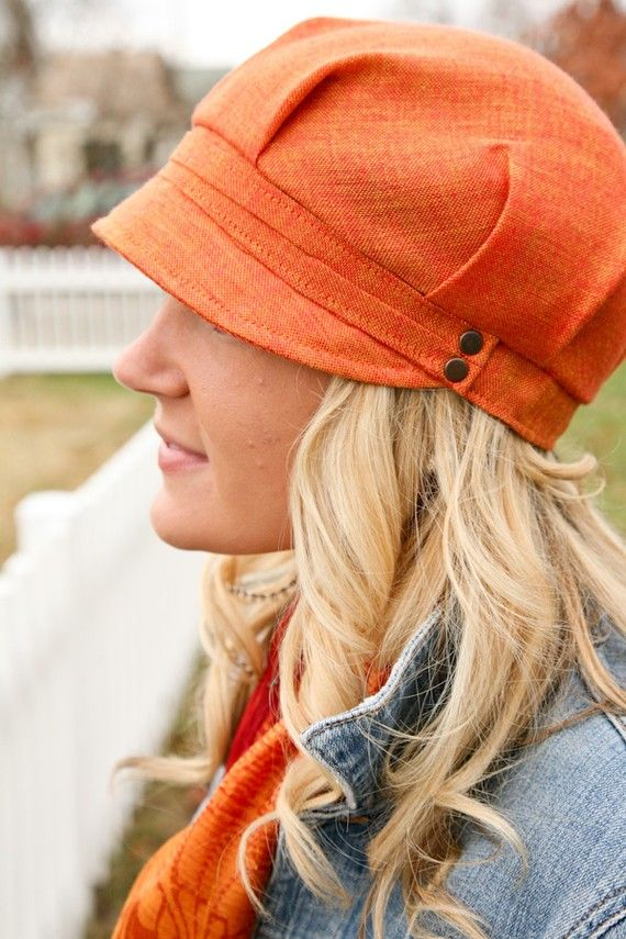Because just one image wasn't enough---LOVE THIS HAT!!!!