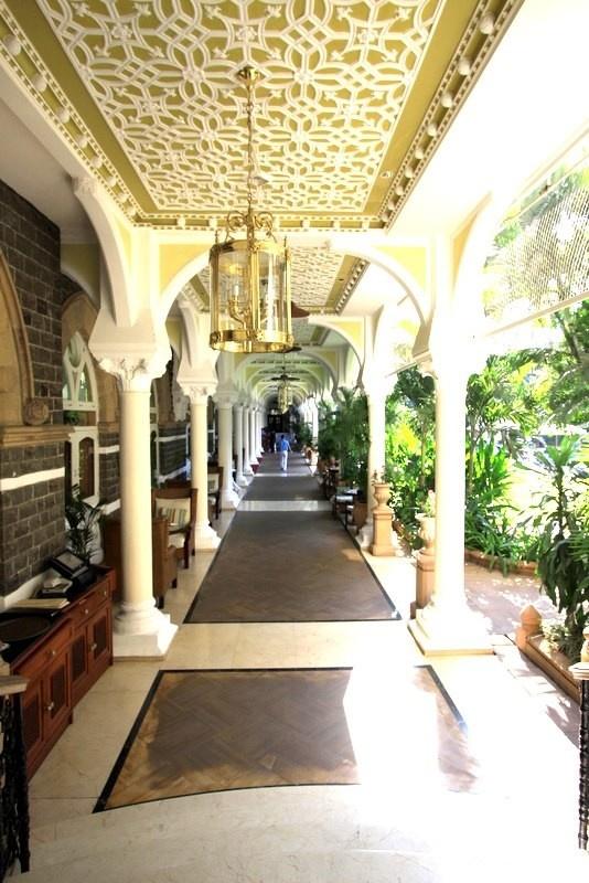 Taj Mahal Hotel, Bombay India