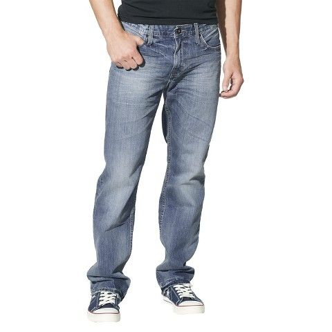 Mossimo Supply Co. Men's Straight Leg Jeans