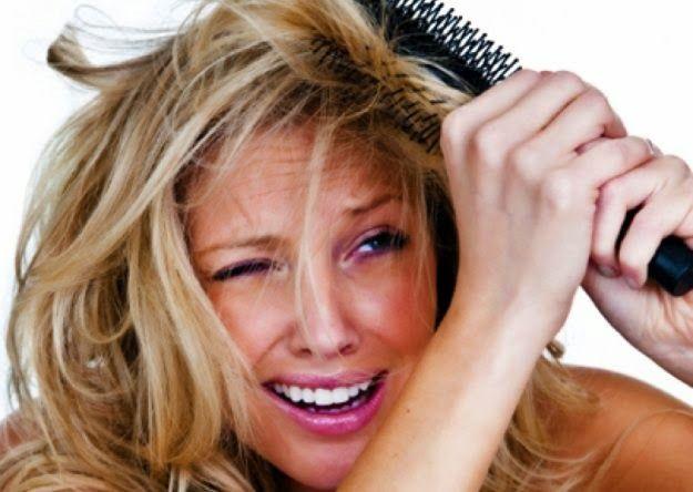 12 Remedios Naturales para cabello con frizz. ~ Bella en Casa