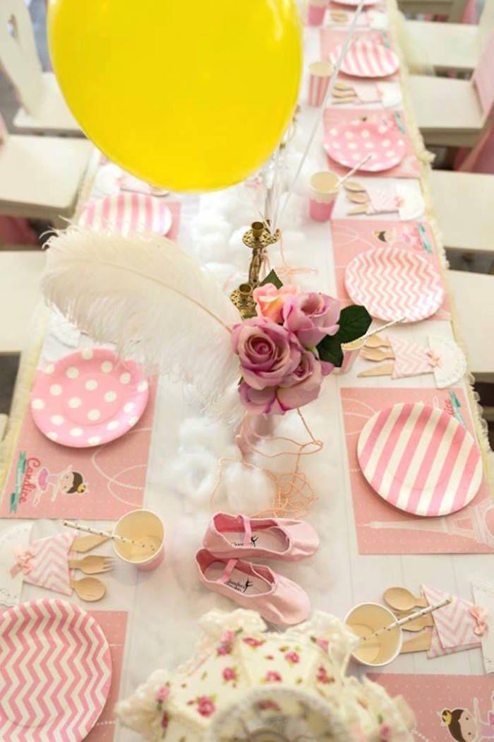 33 best Ballerina Baby Shower images on Pinterest Birthday theme