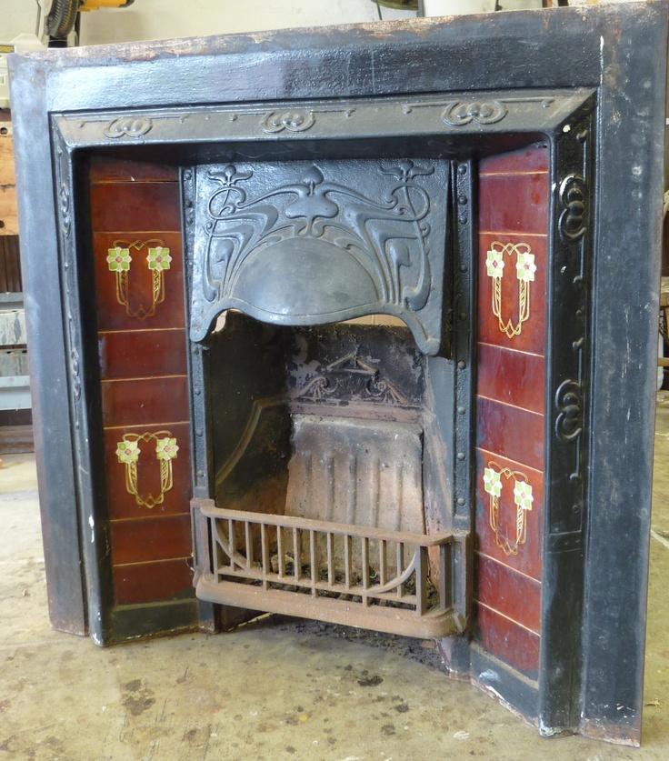 Australian Federation Fireplace