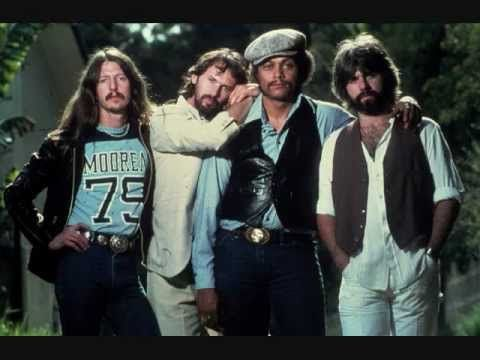 "Takin' It To The Streets - The Doobie Brothers (1976) - I'll speak to any Doobie that ""do be"" in.  Ha ha!"