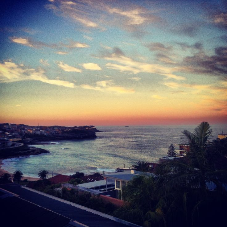 Bronte Sunset after 5km